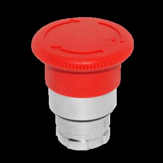 Кнопка-грибок аварийного выключения с фиксацией ZLP поворотная