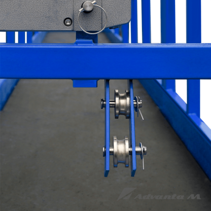 Строительная люлька ZLP-800 (7,5 м)